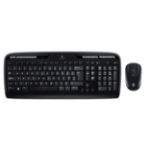 Logitech MK330 toetsenbord RF Draadloos QWERTY US International Zwart