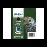 Epson Black Ink Cartridge T0791 Black ink cartridge