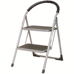 VFM 359293 Step Ladder 2 Tread White