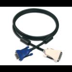 Polycom DVI - VGA 3m 3m DVI-A VGA (D-Sub) Black