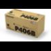 Samsung Paquete de 2 cartuchos de tóner negro CLT-P406B