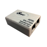 8WARE ADSL 2+ Telephone Line & Internet Splitter Filter Passthrough Jack Micro (AS/ACIF S041:2005 Complian