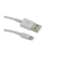 Microconnect LIGHTNING2 USB cable 2 m USB A Male White