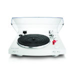Audio-Technica AT-LP3 Belt-drive audio turntable White
