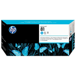 HP C4951A (81) Printhead cyan, 13ml