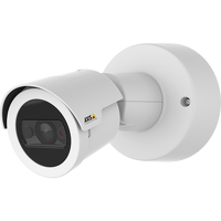 Axis M2025-LE IP security camera Outdoor Bullet White