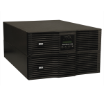 Tripp Lite SmartOnline 208/240, 230V 8kVA 7.2kW Double-Conversion UPS, 6U Rack/Tower, Extended Run, Network Card Options, USB, DB9, Bypass Switch, C19 outlets