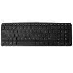 HP 733688-061 Docking connector Italian Black keyboard