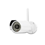 Digitus Plug&View OptiGuard IP security camera Outdoor Bullet White