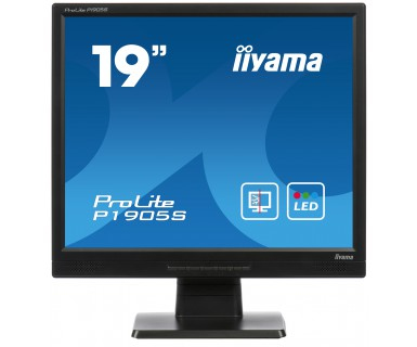 iiyama ProLite P1905S-B2 LED display 48.3 cm (19