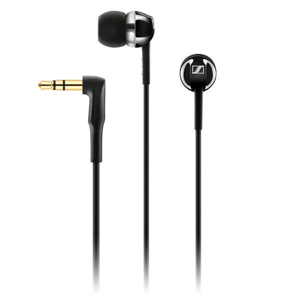 Sennheiser CX 1.00 Auriculares Dentro de oído Negro