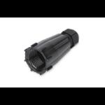 ASSMANN Electronic DN-IND-KIT Glasvezel, Nylon, Rubber, Thermoplastic Zwart kabelwartel