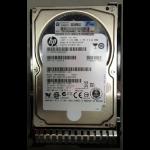 "HP 600GB hot-plug dual-port SAS HDD 2.5"""
