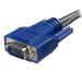 StarTech.com 6 ft Ultra-Thin USB VGA 2-in-1 KVM Cable SVUSBVGA6