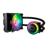 Cooler Master MASTERLIQUID ML120R RGB liquid cooling Processor