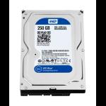 Western Digital Blue, 250 GB 250GB Serial ATA internal hard drive