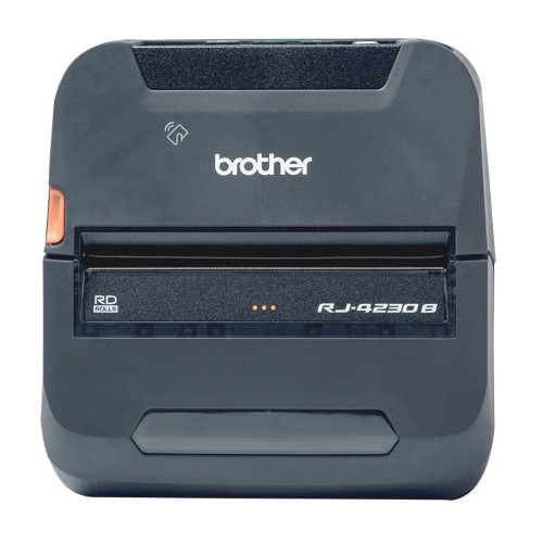 Brother RJ-4230B POS printer Direct thermal Mobile printer 203 x 203 DPI Wired & Wireless