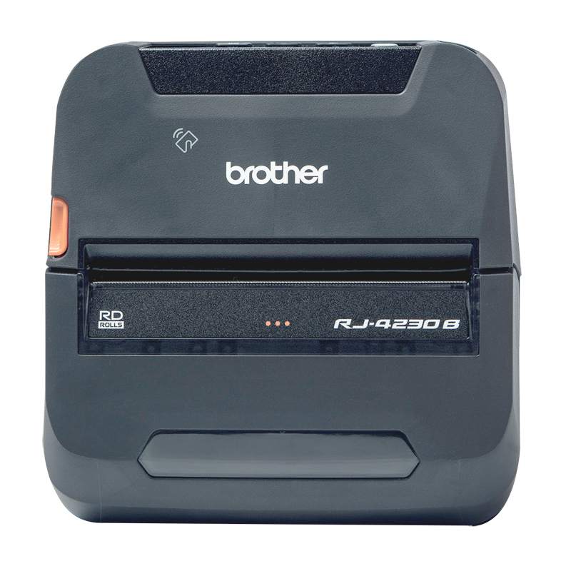 Rj-4230 - Mobile Printer - Thermal - 104mm - USB / Bluetooth / Serial / Nfc