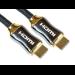 Cables Direct HDMI/HDMI M/M 3m 3m HDMI HDMI Black,Gold HDMI cable