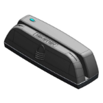 MagTek 21073075 Black magnetic card reader