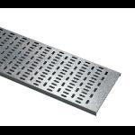 Prism Enclosures 18U 150mm Straight cable tray Aluminium