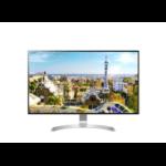 "LG 32UD99-W LED display 80 cm (31.5"") 4K Ultra HD Flat Black,Silver,White"