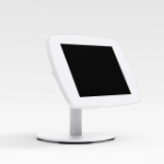 Bouncepad Counter 60   Apple iPad 6th Gen 9.7 (2018)   White   Exposed Front Camera and Home Button  