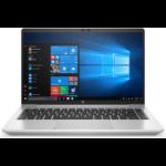 """HP ProBook 440 G8 DDR4-SDRAM Notebook 35.6 cm (14"""") 1920 x 1080 pixels 11th gen Intel® Core™ i7 8 GB 256 GB SSD Wi-Fi 6 (802.11ax) Windows 10 Pro Silver"""