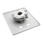 NEC PA600CM project mount Ceiling White