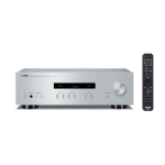 Yamaha A-S201 2.0 Home Wired Silver audio amplifier