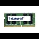 Integral 16GB LAPTOP RAM MODULE DDR4 2666MHZ EQV. TO KCP426SS8/16 FOR KINGSTON memory module 1 x 16 GB