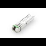 Digitus DN-81004-01 Fiber optic 1250Mbit/s mini-GBIC/SFP network transceiver module