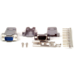 StarTech.com DB9 Serial Male D-Sub Crimp Connector