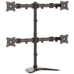StarTech.com Quad-Monitor Stand