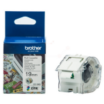 Brother CZ-1003 DirectLabel-etikettes, 19mm x 5m