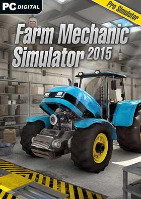 Nexway Farm Mechanic Simulator 2015 vídeo juego PC Básico Español