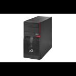 Fujitsu ESPRIMO P556 3.3GHz G4400 Desktop Black,Red PC