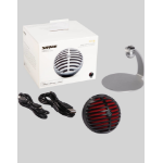 Shure MV5/A-B-LTG microphone Studio microphone Black