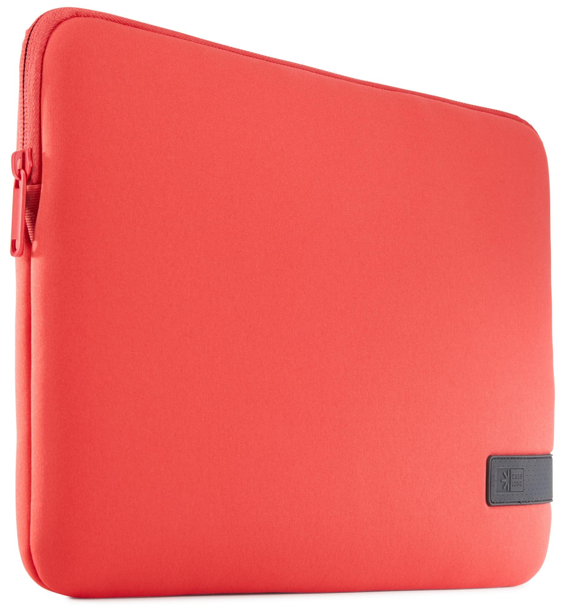 "Case Logic Reflect notebooktas 33 cm (13"") Opbergmap/sleeve Rood"