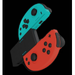 Gioteck JC20 Red, Turquoise Bluetooth Gamepad Nintendo Switch