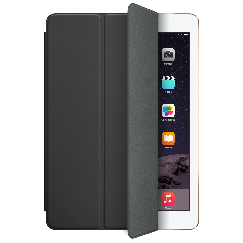 """Apple iPad Air Smart Cover 9.7"""" Cover Black"""