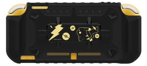 Hori Hybrid System Armor Hardshell case Nvidia Black, Gold Polycarbonate, Thermoplastic polyurethane (TPU)