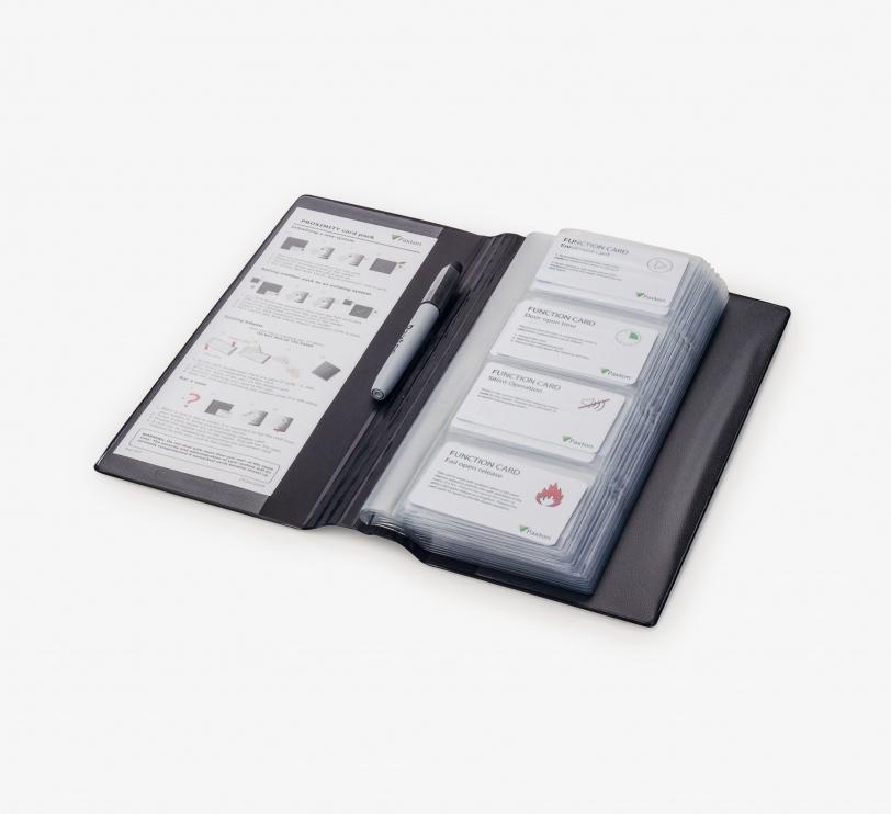 Paxton PROXIMITY 50 card pack green Proximity access card Active