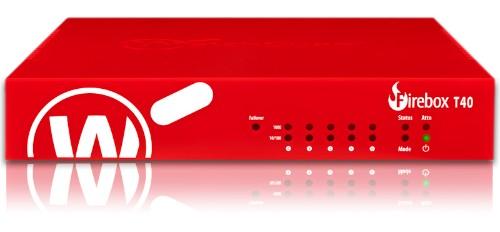 WatchGuard Firebox T40 hardware firewall 3400 Mbit/s