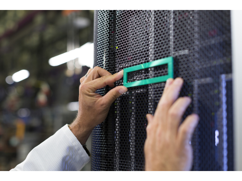 Hewlett Packard Enterprise 1.0m External Mini SAS High Density to Mini SAS Cable