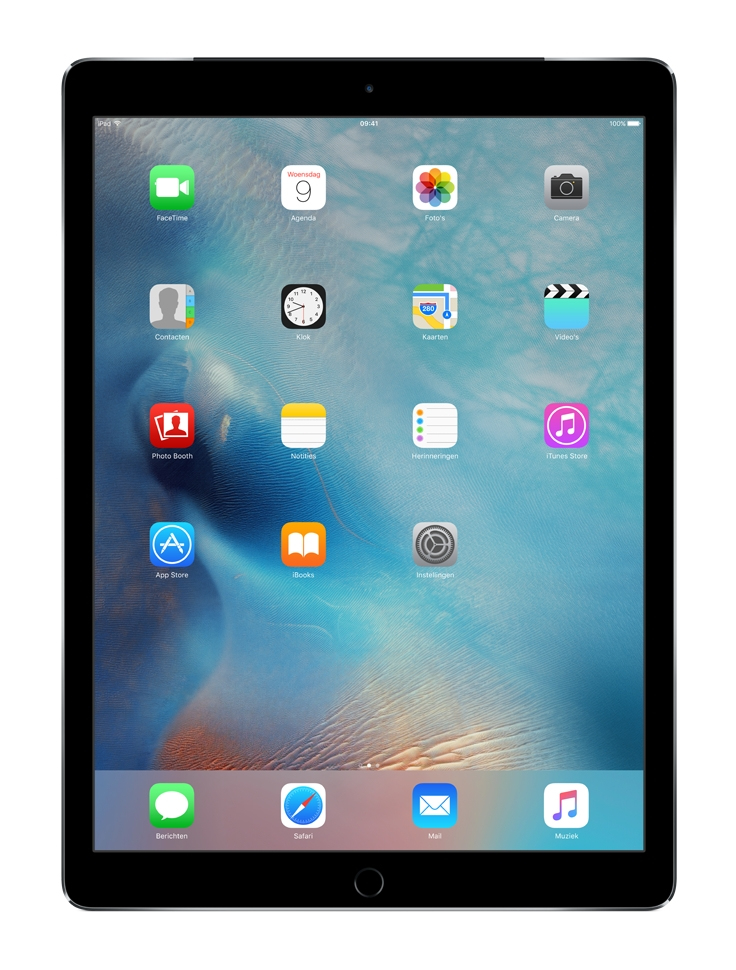 apple ipad pro 128gb 3g 4g grey apple a9x tablet 0 in distributor wholesale stock for resellers. Black Bedroom Furniture Sets. Home Design Ideas