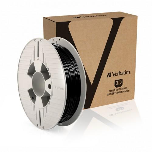 Verbatim 55152 3D printing material Polycarbonate (PC), Polymethyl methacrylate (PMMA) Black 500 g