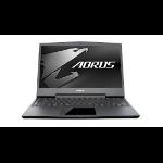 "AORUS X3 Plus-CF2 2.4GHz i7-4860HQ 13.9"" 3200 x 1800pixels Black"