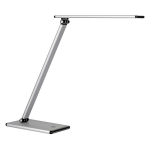 Unilux Terra LED Desk Lamp Silver