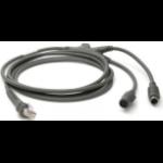 Zebra CBA-K62-C09PAR PS/2 cable 2.8 m Grey